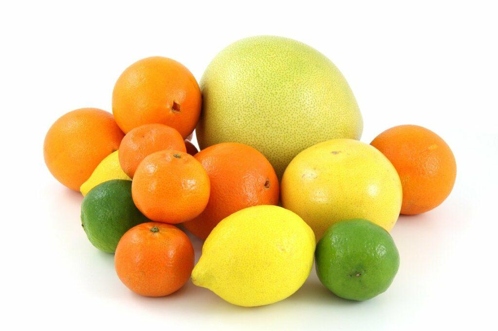 Ovocie s vitamínom C