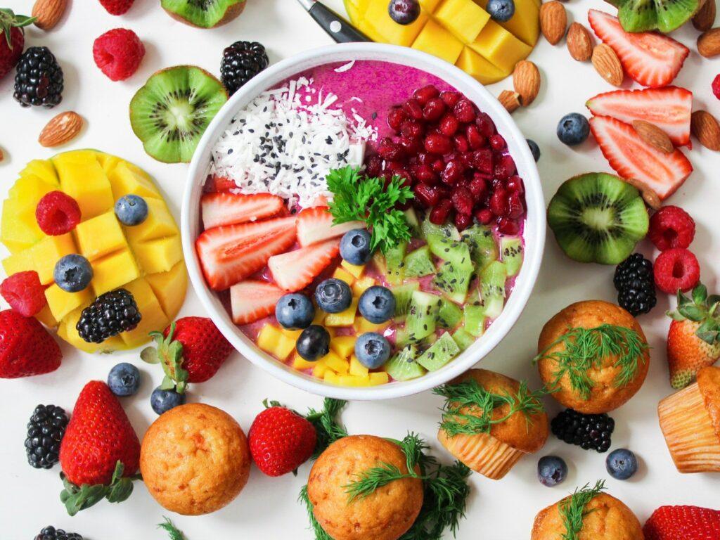 Zdravý snack