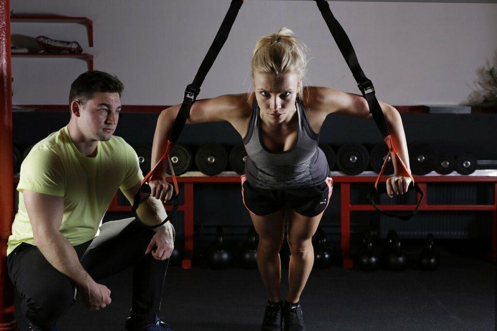 Fitness tréner
