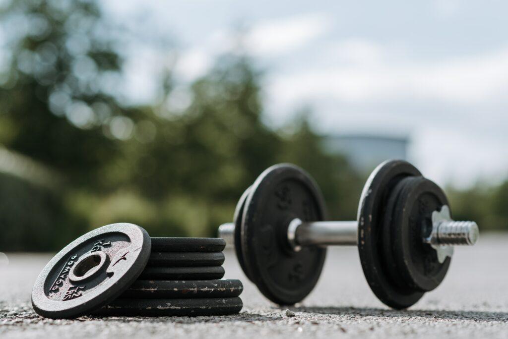 Ako nabrať svalovú hmotu