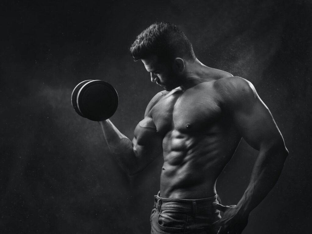 Rozvoj svalovej hmoty