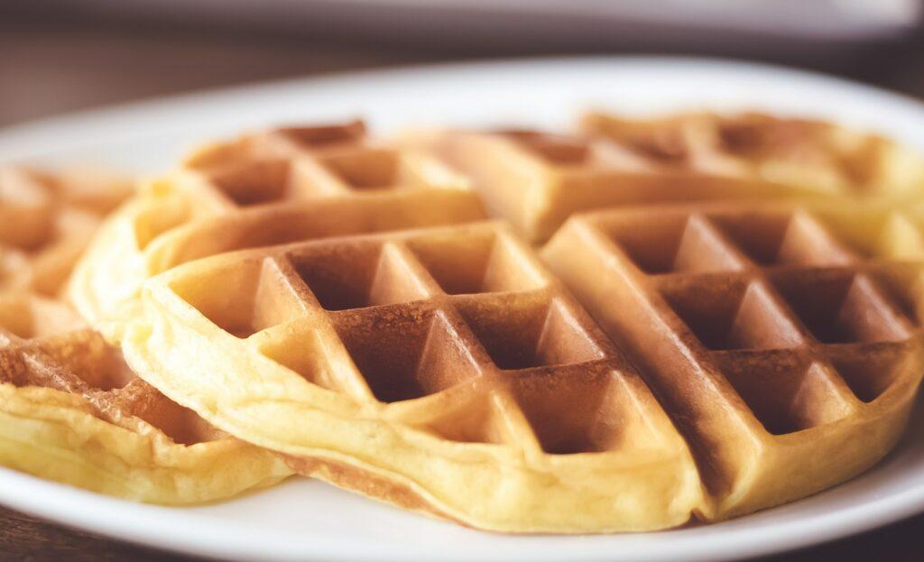 Proteínové waffle