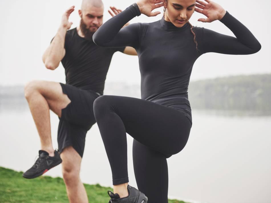 Prečo je dôležité mať silný stred tela?