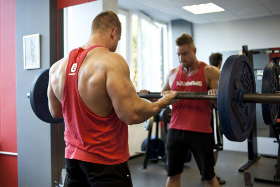 Zamerajte svoje tréningy na bicepsy