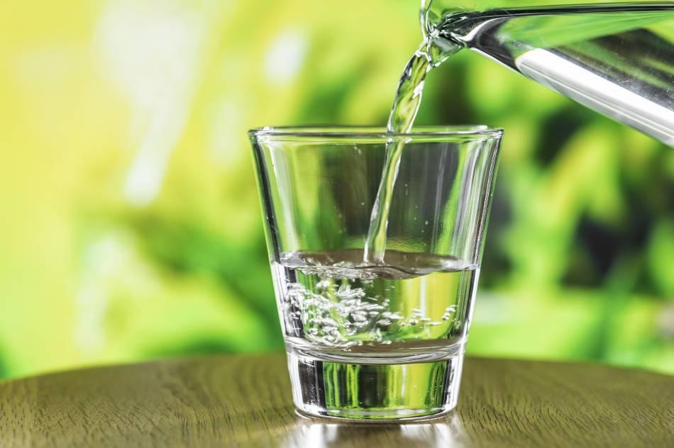Nedostatočný pitný režim