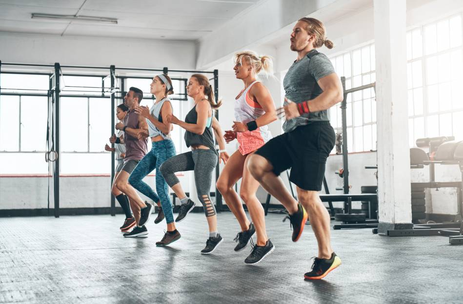 Crossfit cvičenia pre začiatočníkov
