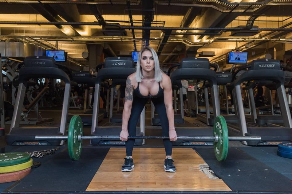 Rozhovor s Jessicou Hugues: Športové zranenie a rehabilitácia