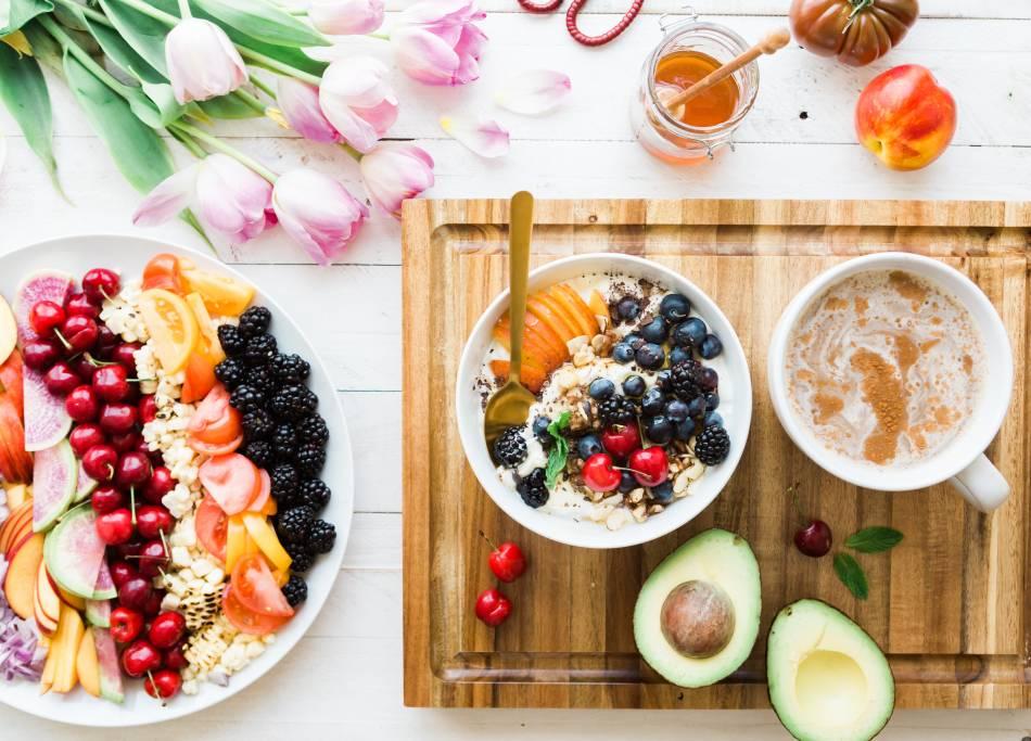 Odporúčaná strava v závislosti od dennej potreby energie