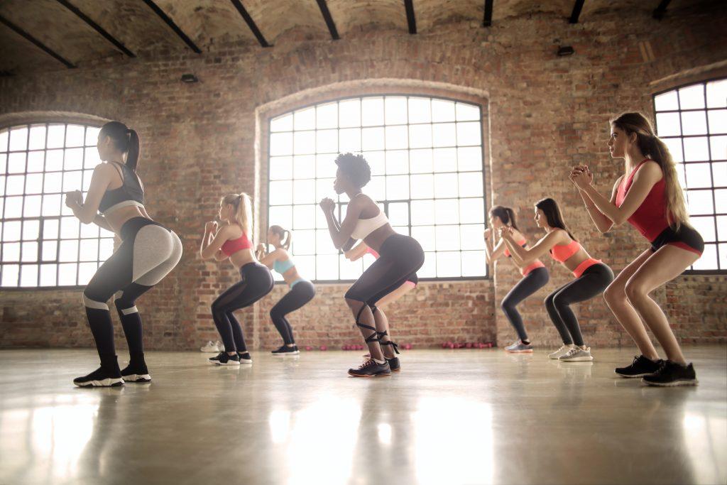 Typy HIIT cvičení