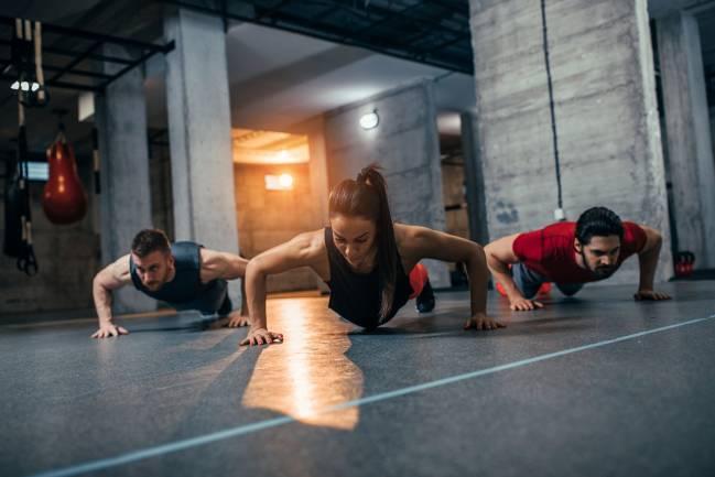 5+1 kľukov pre silné telo