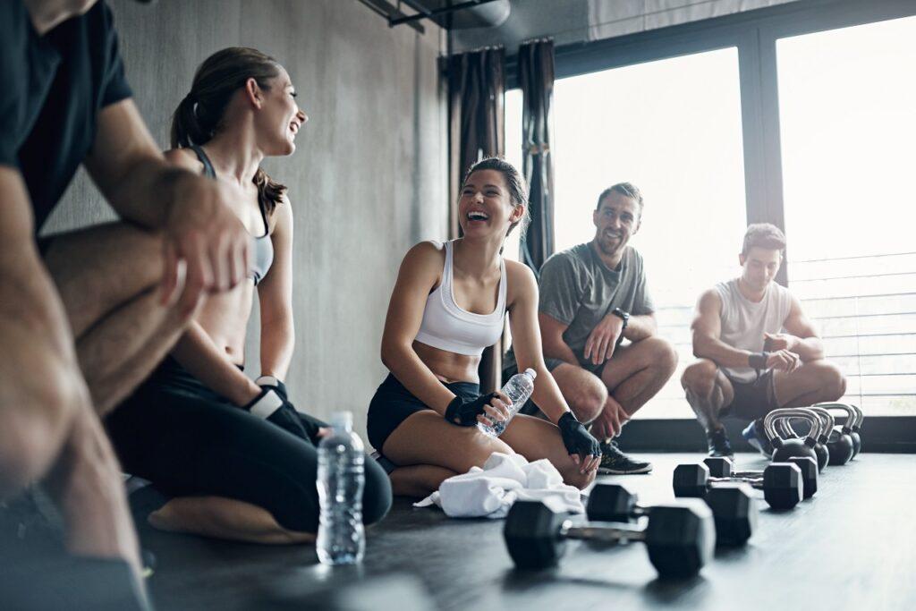 Cviky pre kruhový tréning celého tela