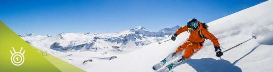 Ako sa pripraviť na lyžiarsku sezónu tréningom v posilňovni