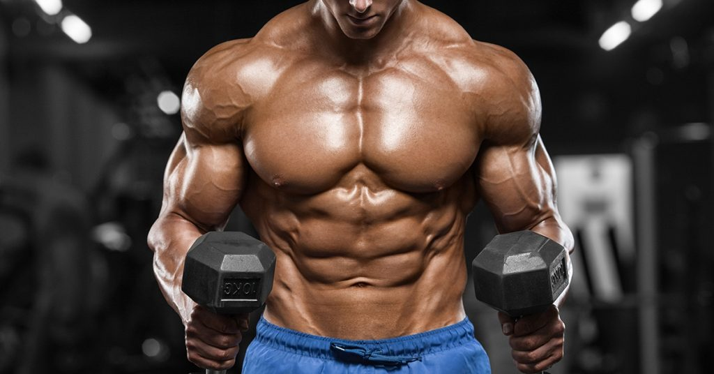 Gainer - najlepšie doplnky na objem svalov