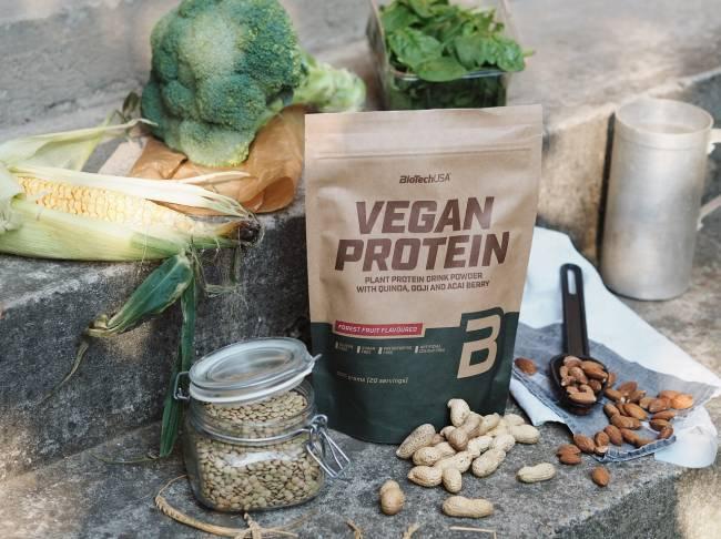 Rastlinný proteín