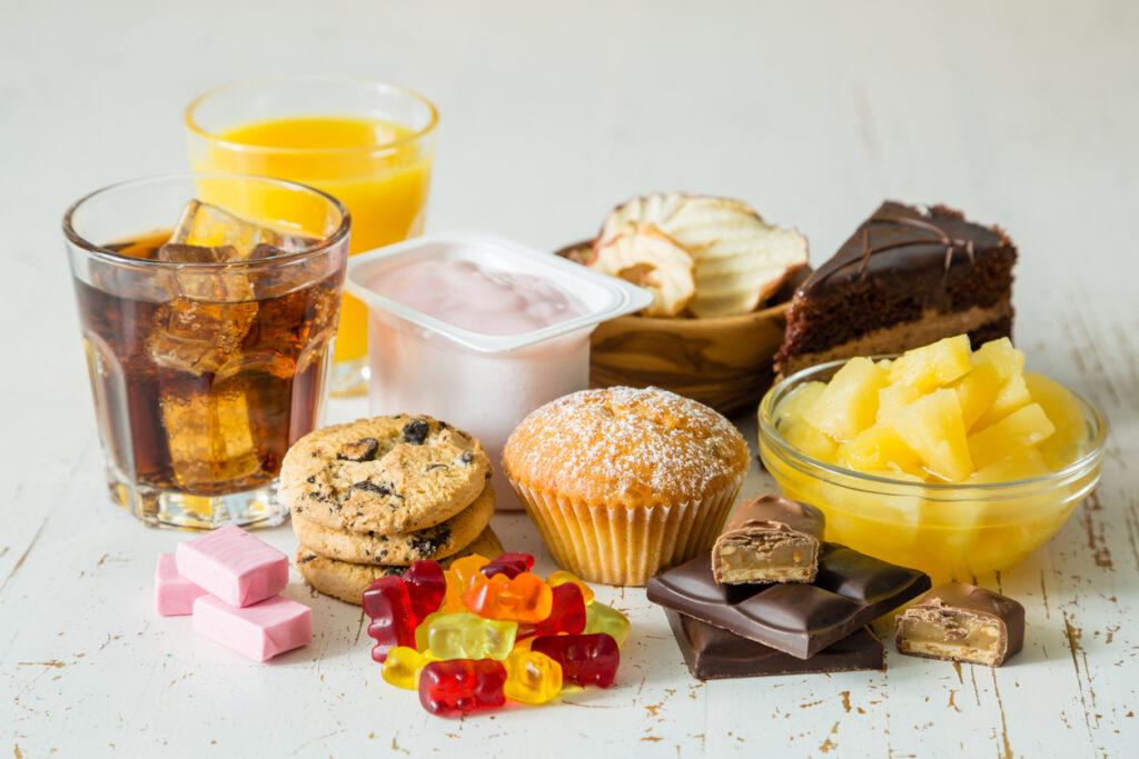 10 jedál nezdravších než cukor